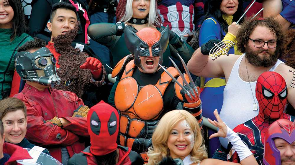 What Can the Stan Lee's Los Angeles Comic Con Offer to You
