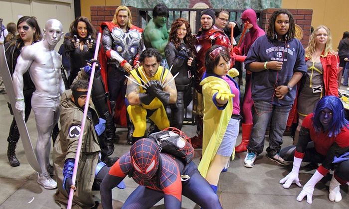 What Is Cool about Stan Lee's Comic Con in Los Angeles
