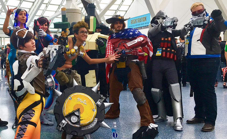 What Is Cool about Stan Lee's Comic Con in Los Angeles?