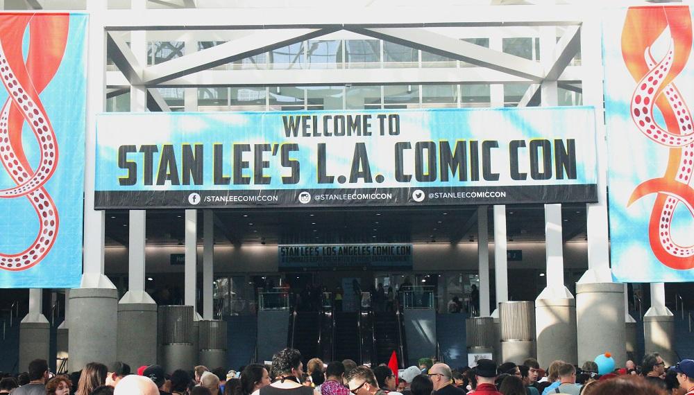 Los Angeles Comic Con Stan Lee – La Convention Center