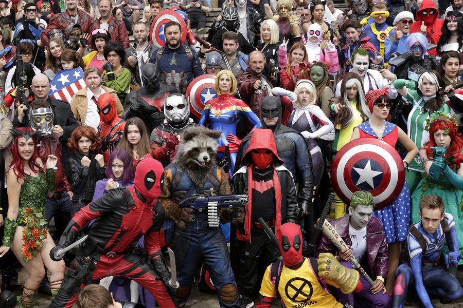 The Comic Con Schedule and history that you fans need to know