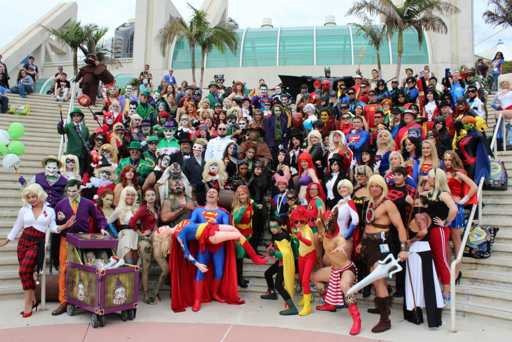 The truth why Comic Con Is So Popular & Admired