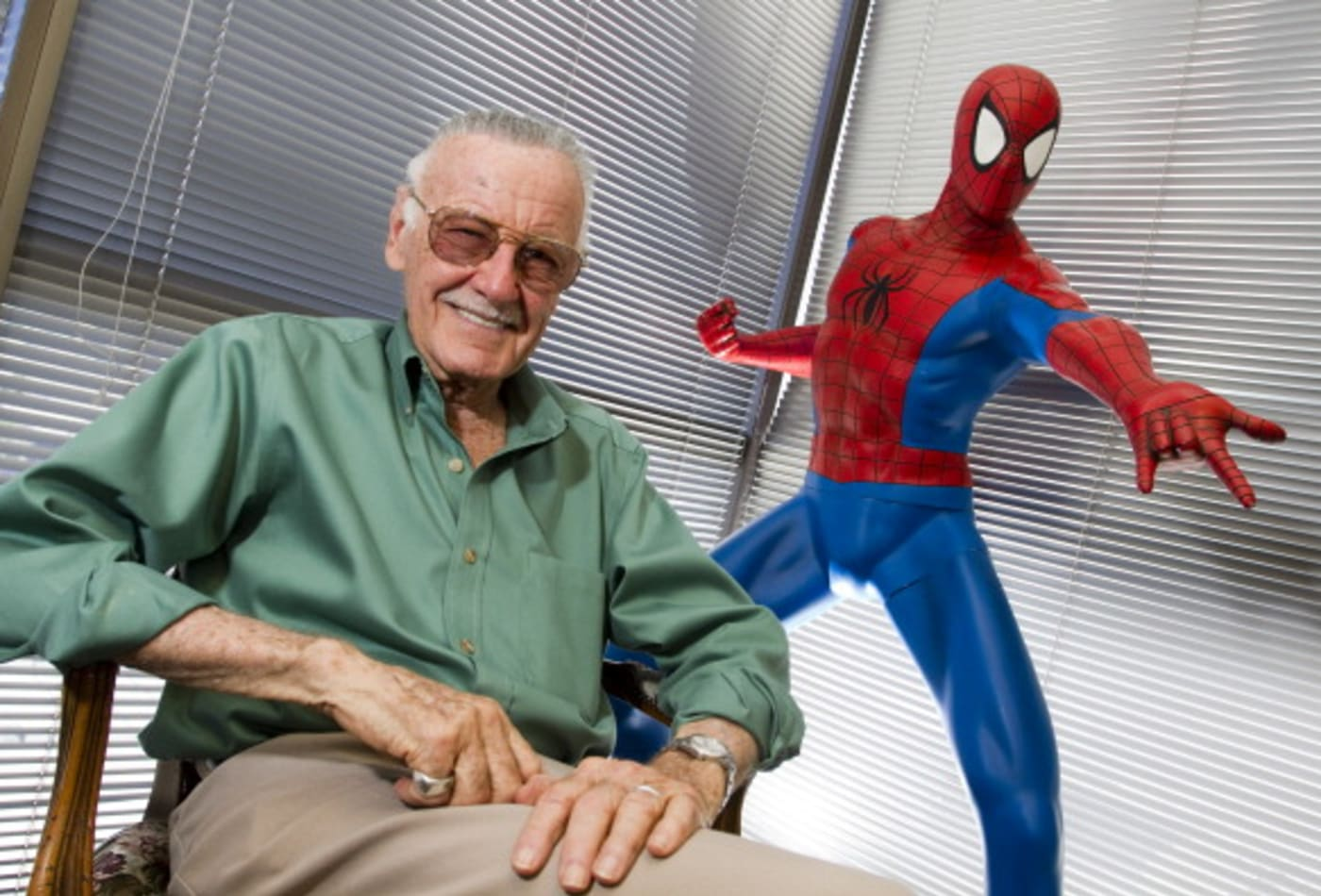 3 Things You Probably Don't Know About Stan Lee