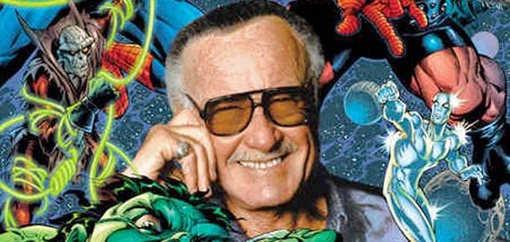 In Memory Of Stan Lee Tributes in Stan Lees Comic Con 2019