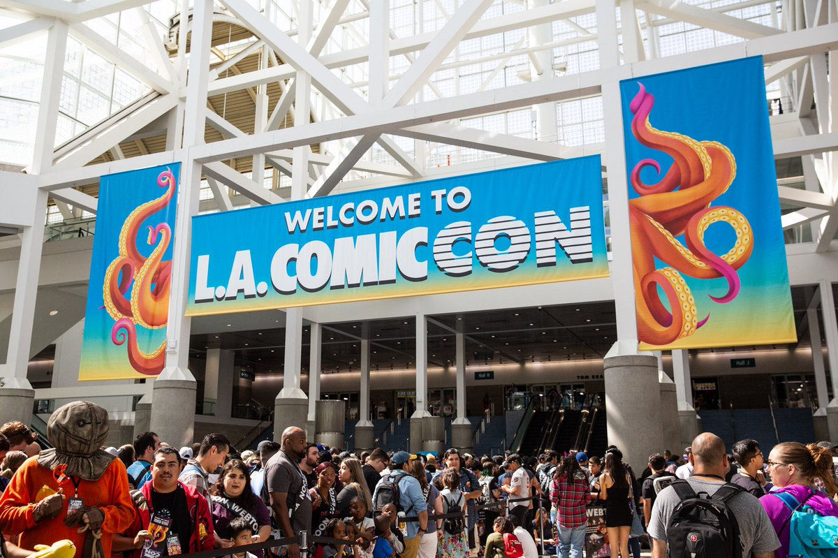 Comic Con in Los Angeles: Stan Lee's True Legacy