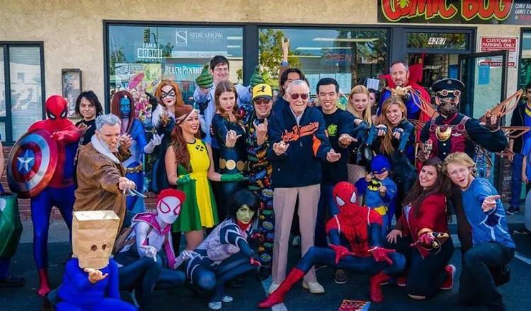 Best Costume at Stan Lee LA Comic Con