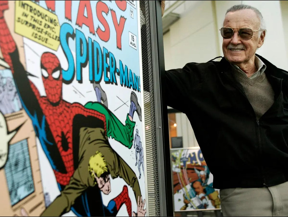 Stan Lee and His Appearances in the Last Comic Cons of His Life
