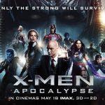 Alur Dan Pemain Pada Film X-Men Apocalypse