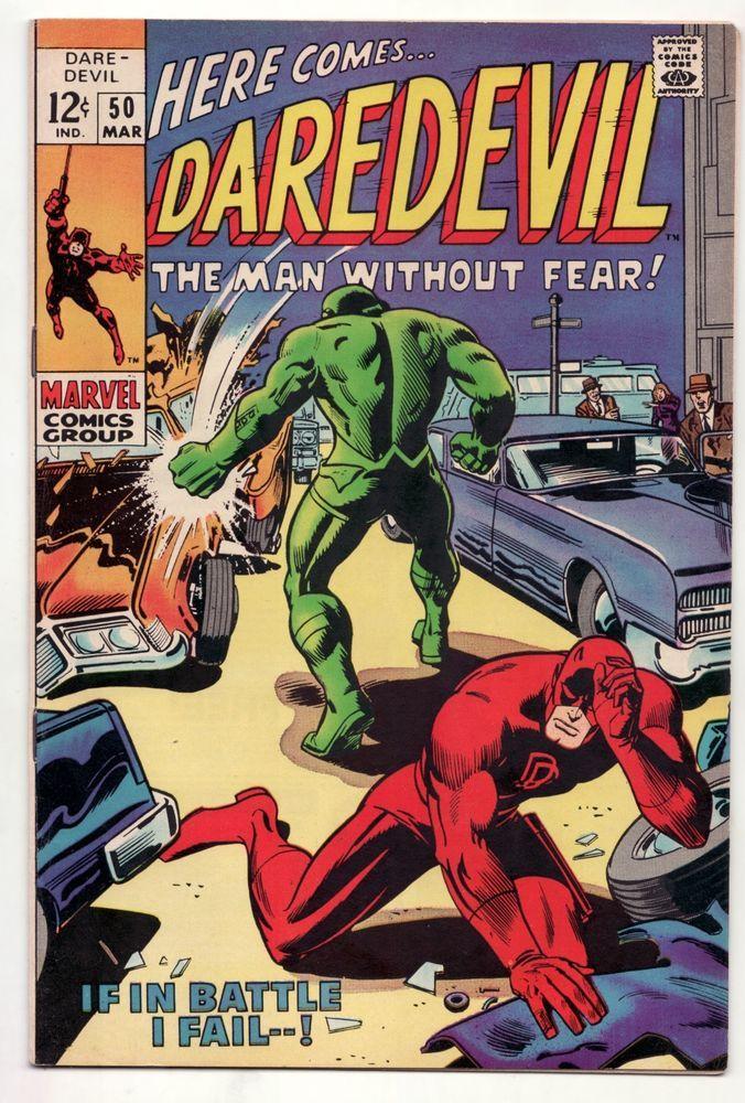 Daredevil (serial Marvel Comics) Karya Stan lee
