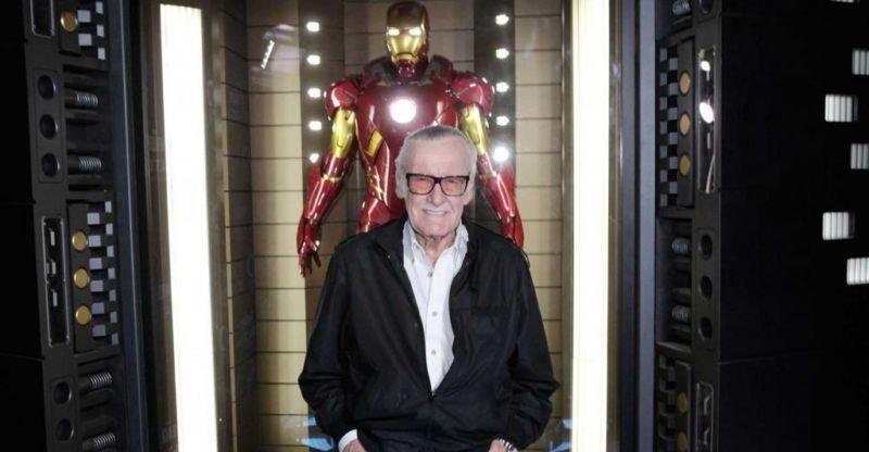 Iron Man Karakter Yang Diciptakan Oleh Stan Lee Serta Pemicu Kematian Stan Lee