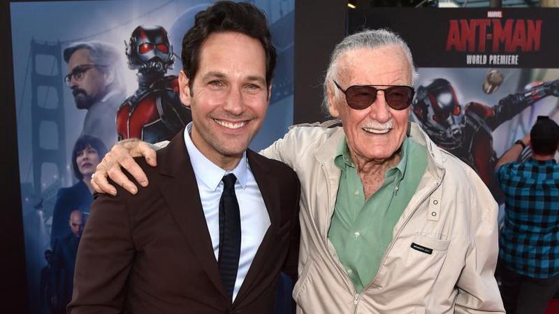 Kedekatan Antara Stan Lee Dan Karakter Fantastic Four