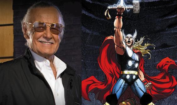 Mengenal characters Thor Yang Dibuat Oleh Stan Lee