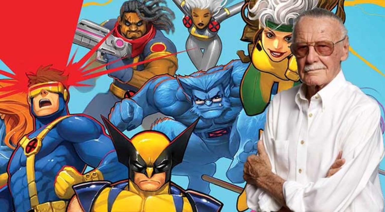 Serial X- Men Suatu Tokoh Yang Dibuat Oleh Stan Lee