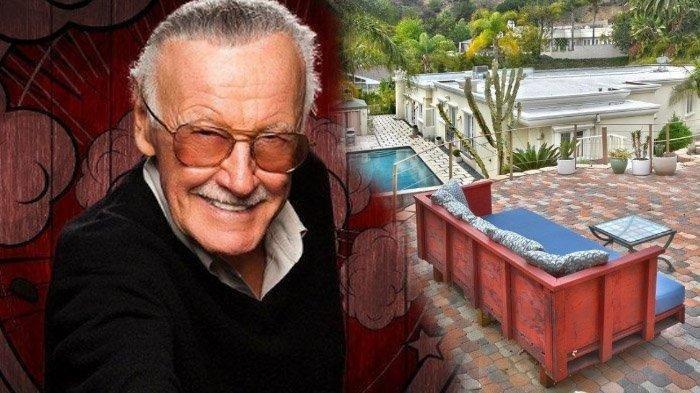 Siapa Itu Stan Lee,Mari Kita Cari Tahu Bersama
