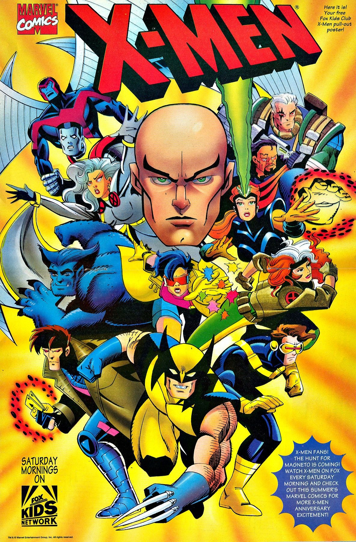 X-Men Komik Karya Stan Lee Yang Bersejarah