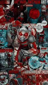 Ant-Man (Scott Lang) Komik Karya Stan Lee Yang Menceritakan Seorang Palawan Yang Bisa Merubah Wujudnya Menjadi Besar Dan Kecil