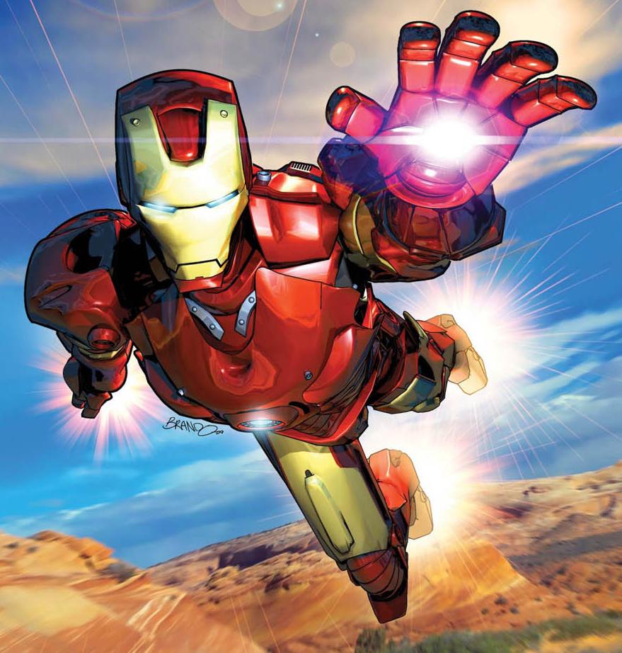 Iron Man Komik Stan Lee Sang Legendaris