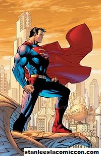 Review Komik Serial Superman Pahlawan Dengan Jubah Merah